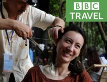 BBC Travel // Feature story